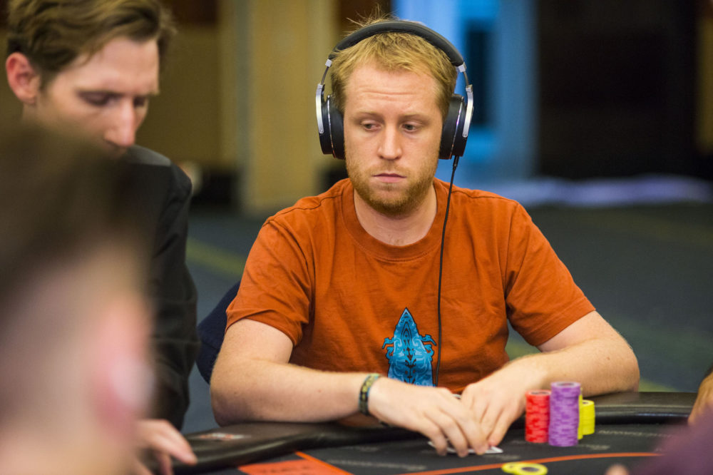 WSOP - Michael Gathy