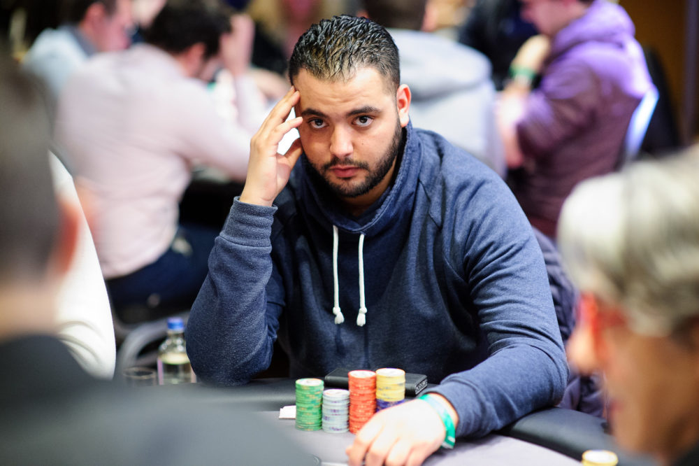 Samir Akhoullou (Foto: Tomás Stacha)