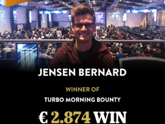 Benelux Classic Grand Finale - Bernard Jensen