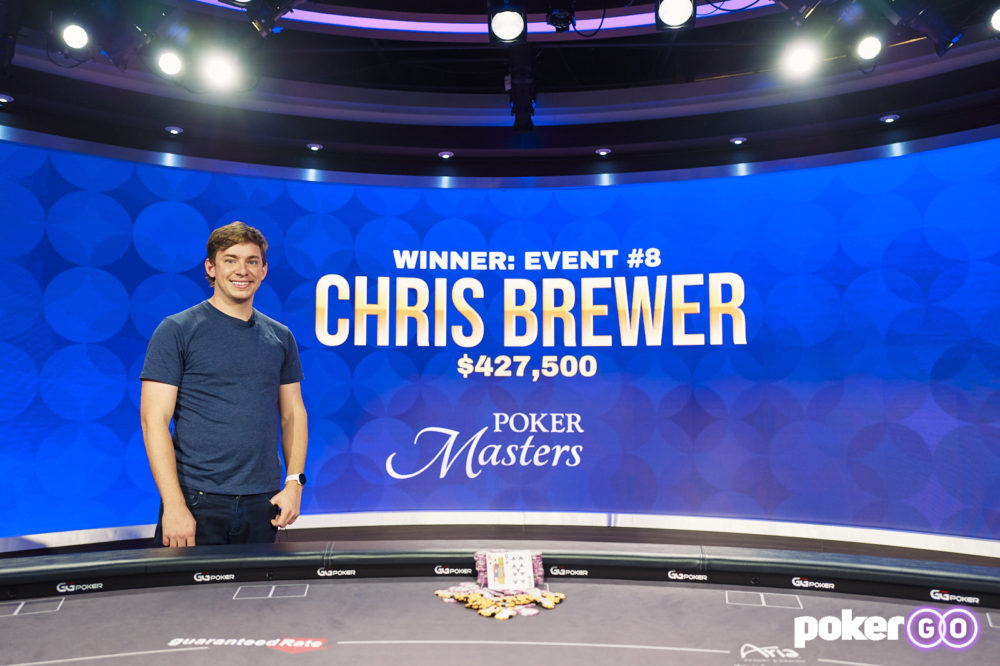 Poker Masters - Chris Brewer