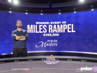 Poker Masters - Miles Rampel