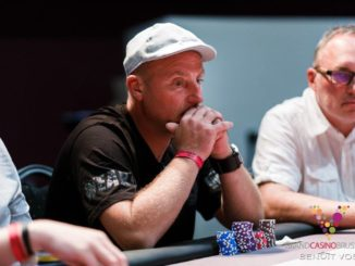 European Poker Days - Frédéric Bléhaut