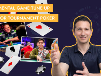 Jared Tendler - Mental Game Tune Up For Tournaments