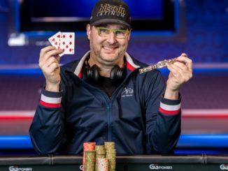 WSOP - Phil Hellmuth